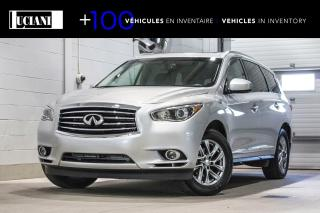 Used 2015 Infiniti QX60 for sale in Montréal, QC
