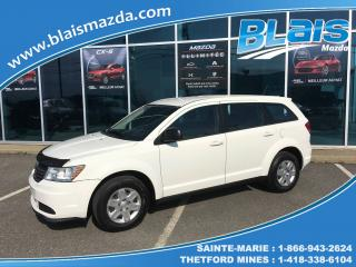 Used 2012 Dodge Journey SE VALUE for sale in Ste-Marie, QC