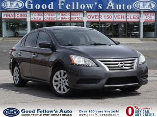 Used 2013 Nissan Sentra S MODEL. POWER DOOR LOCKS, POWER MIRRORS for sale in North York, ON