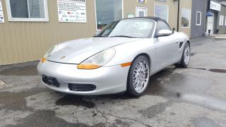 Used 1998 Porsche Boxster for sale in Tilbury, ON