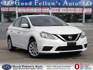 Used 2016 Nissan Sentra SV MODEL, REARVIEW CAMERA for sale in North York, ON