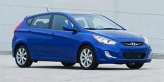 Used 2014 Hyundai Accent GL for sale in Gatineau, QC