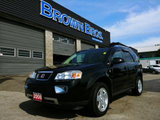 Used 2006 Saturn Vue AWD, LOCAL, ACCIDENT FREE for sale in Surrey, BC