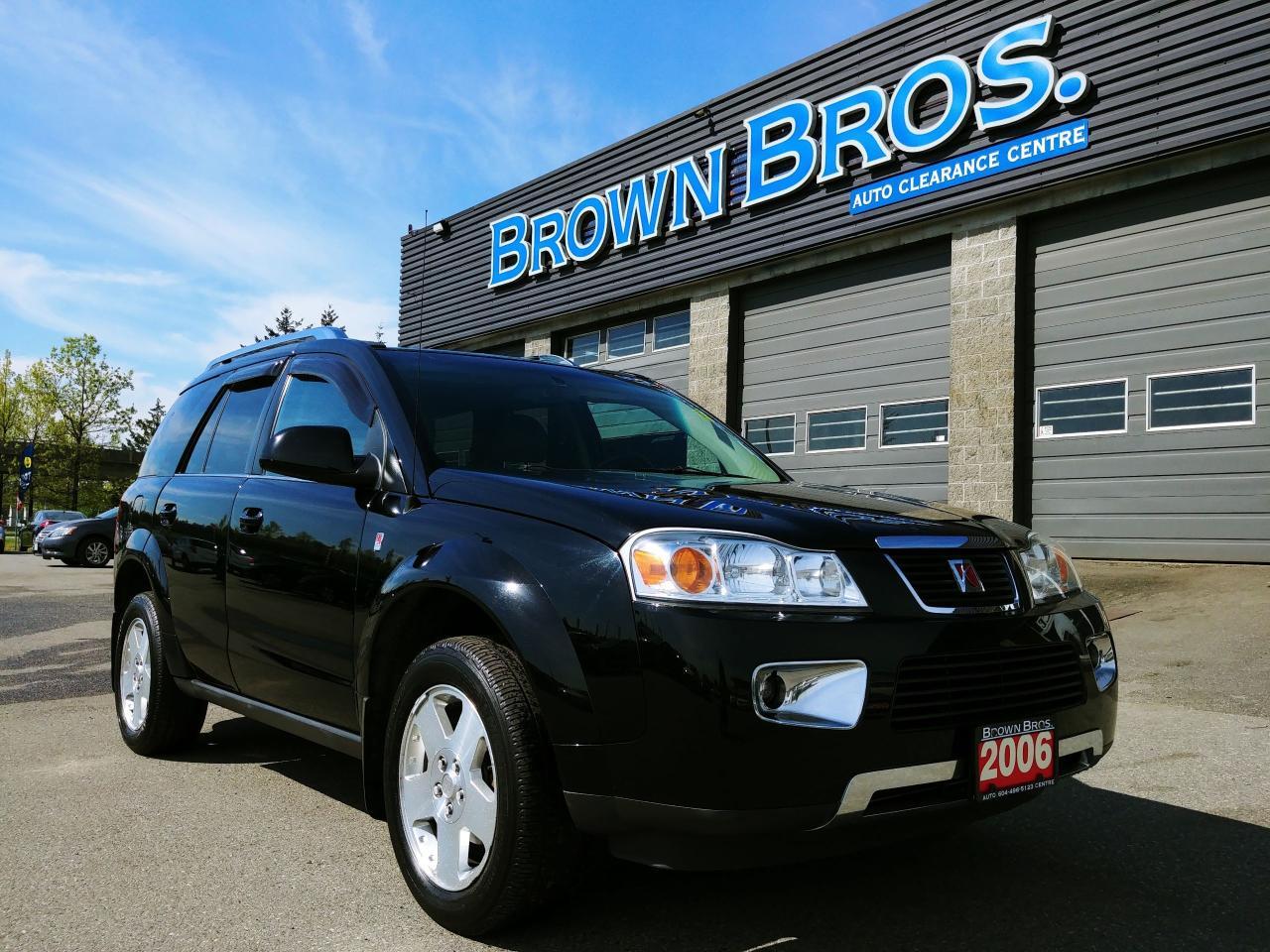 2006 Saturn Vue Brown Bros Auto Clearance Centre Commercial