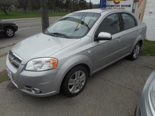 Used 2008 Chevrolet Aveo for sale in Brantford, ON