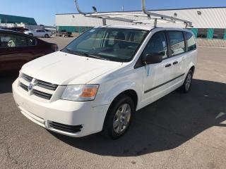 Used 2010 Dodge Grand Caravan CV Cargo 3.3L 6cyl FWD AC PL PM PW Ladder Rack for sale in Ottawa, ON