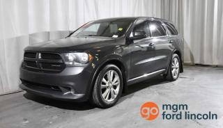 Used 2011 Dodge Durango HEAT AWD | BACKUP CAMERA | MOONROOF for sale in Red Deer, AB