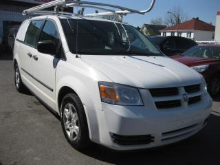 Used 2010 Dodge Grand Caravan CV Cargo FWD Auto AC PL PM PW Ladder Rack for sale in Ottawa, ON
