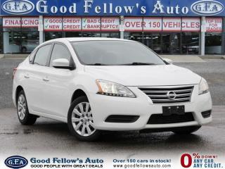 Used 2013 Nissan Sentra S MODEL, 1.8LITER for sale in North York, ON