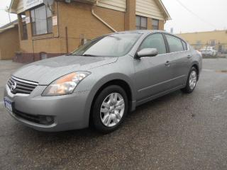Used 2009 Nissan Altima 2.5 S Automatic Certified 188,000KMs for sale in Etobicoke, ON