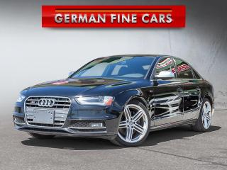 Used 2014 Audi S4 3.0* AWD, Navigation, Bluetooth* for sale in Caledon, ON