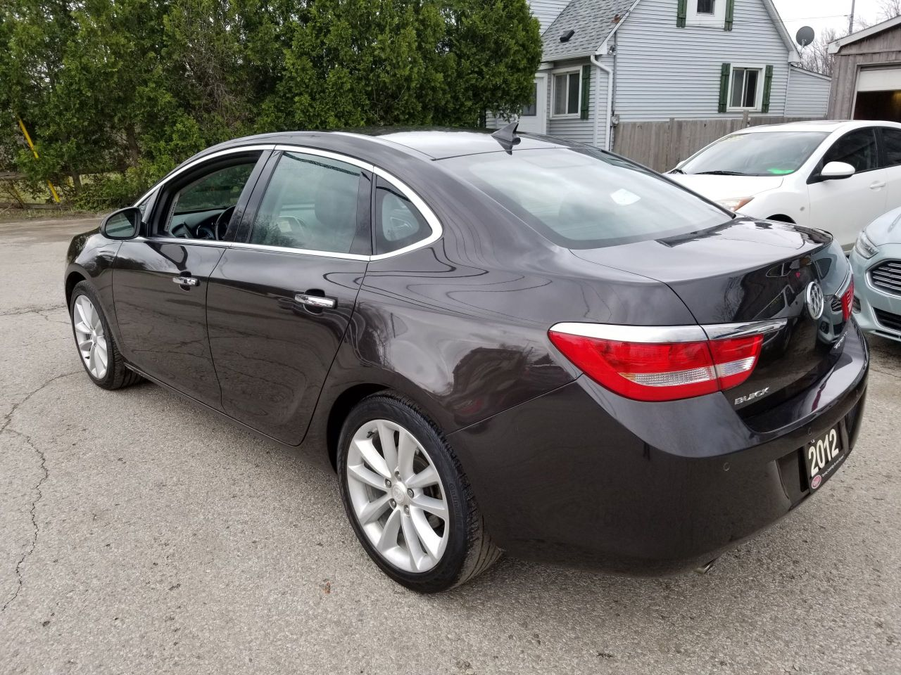 starts news top from priced buick verano trim at