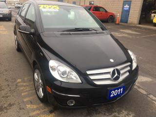 Used 2011 Mercedes-Benz B200 B 200 for sale in St Catharines, ON