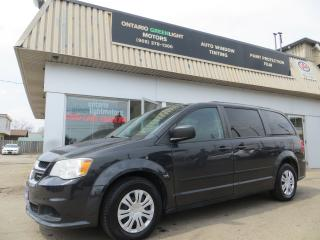 Used 2011 Dodge Grand Caravan FULL STOW AND GO, 7 PASSENGERS,REMOTE STARTER for sale in Mississauga, ON