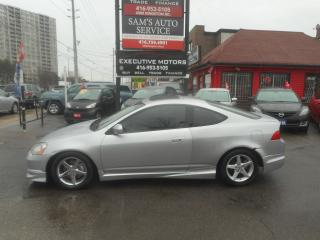 Used 2002 Acura RSX ONE OWNER IN VERY GOOD SHAPE for sale in Scarborough, ON