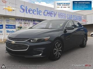 Used 2017 Chevrolet Malibu LT for sale in Dartmouth, NS