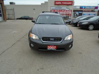 Used 2007 Subaru Outback 2.5i w/Limited Pkg for sale in Scarborough, ON