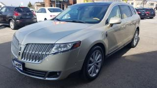 Used 2010 Lincoln MKT AWD-TECH PACK for sale in Hamilton, ON