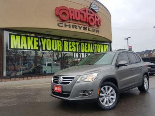 Used 2010 Volkswagen Tiguan for sale in Scarborough, ON