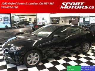 Used 2015 Mazda MAZDA3 GX! A/C! Bluetooth! Balance of Factory Warranty! for sale in London, ON