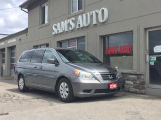 Used 2009 Honda Odyssey EX for sale in Hamilton, ON