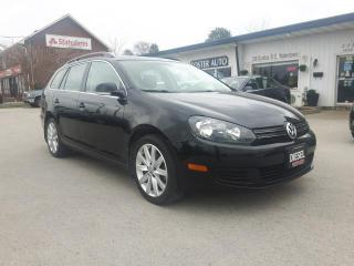 Used 2011 Volkswagen Jetta Wagon HIGHLINE TDI W/ NAV for sale in Waterdown, ON