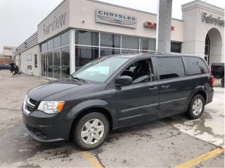 Used 2012 Dodge Grand Caravan SE/SXT for sale in Burlington, ON