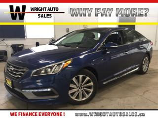 Used 2017 Hyundai Sonata Sport|NAVIGATION|MOON ROOF|BLUETOOTH|30,430 KMS for sale in Cambridge, ON