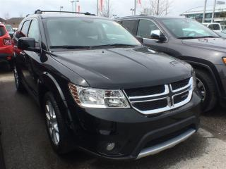 Used 2017 Dodge Journey GT**7 PASSENGER**DVD**NAVIGATION** for sale in Mississauga, ON