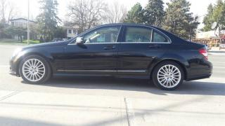Used 2010 Mercedes-Benz C-Class C250 4MATIC for sale in Scarborough, ON