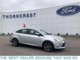 Used 2014 Ford Focus SE-One owner-Warranty for sale in Etobicoke, ON