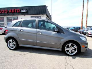 Used 2011 Mercedes-Benz B-Class B200 for sale in Milton, ON