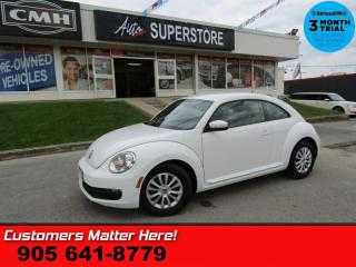 Used 2015 Volkswagen Beetle 1.8 TSI Trendline  HEATED SEATS POWER GROUP BLUETOOTH LIKE NEW for sale in St Catharines, ON