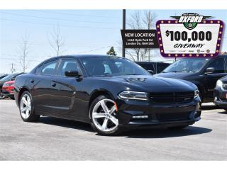 Used 2017 Dodge Charger SXT - v6, GPS, sunroof, Bluetooth, Back Up Cam for sale in London, ON