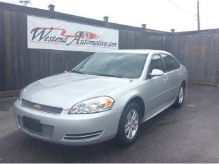 Used 2012 Chevrolet Impala LS for sale in Stittsville, ON