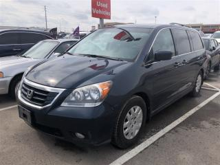 Used 2010 Honda Odyssey Touring for sale in Brampton, ON