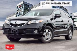 Used 2015 Acura RDX Tech at Accident Free| Navigation| Bluetooth for sale in Thornhill, ON