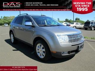 Used 2010 Lincoln MKX LIMITED NAVIGATION AWD PANORAMIC SUNROOF/LEATHER for sale in North York, ON