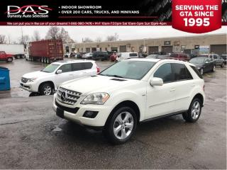 Used 2009 Mercedes-Benz ML-Class ML320 BLUETEC/NAVIGATION/SUNROOF for sale in North York, ON