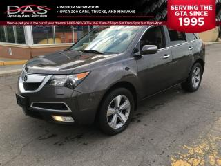 Used 2012 Acura MDX SH-AWD LEATHER/SUNROOF/7 PASS for sale in North York, ON