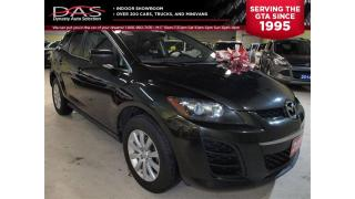Used 2011 Mazda CX-7 GX LEATHER/SUNROOF for sale in North York, ON