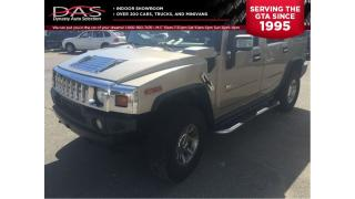 Used 2006 Hummer H2 PREMIUM NAVIGATION/LEATHER/SUNROOF for sale in North York, ON