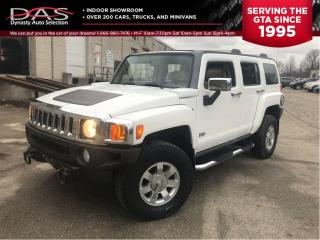 Used 2007 Hummer H3 PREMIUM PKG LEATHER/SUNROOF for sale in North York, ON