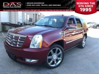 Used 2009 Cadillac Escalade HYBRID/NAVIGATION/LEATHER/SUNROOF for sale in North York, ON