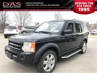 Used 2006 Land Rover LR3 V8 HSE NAVIGATION/LEATHER/PANO ROOF for sale in North York, ON