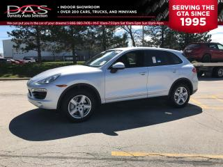 Used 2011 Porsche Cayenne S AWD LEATHER/SUNROOF for sale in North York, ON