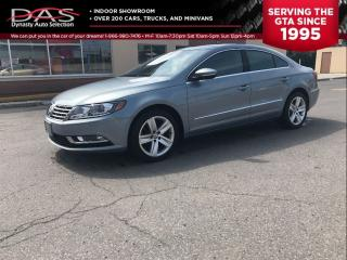 Used 2013 Volkswagen Passat CC SPORTLINE PANORAMIC SUNROOF/LEATHER for sale in North York, ON