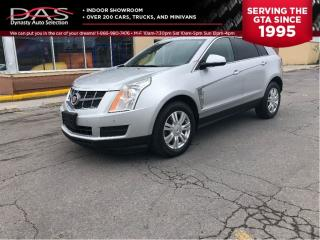 Used 2010 Cadillac SRX Luxury and Performance Collection for sale in North York, ON