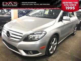 Used 2013 Mercedes-Benz B-Class Sports Tourer for sale in North York, ON