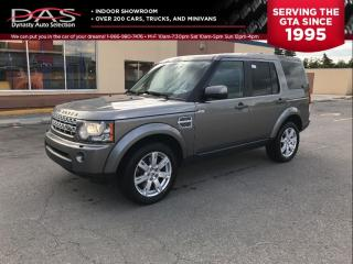 Used 2011 Land Rover LR4 SE PANORAMIC SUNROOF/LEATHER/LOADED for sale in North York, ON